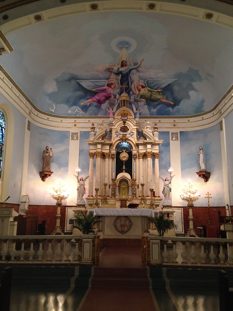 Saint Mary's Catholic Church, New Orleans LA