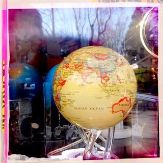 Globe, Seattle