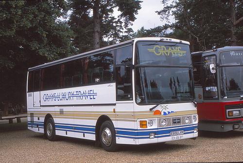 Grays Luxury Travel E600 LVH