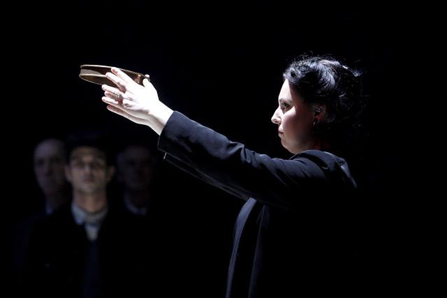 Liudmyla Monastyrska as Abigaille in Nabucco, The Royal Opera © ROH/Catherine Ashmore, 2013