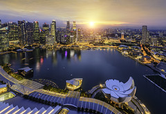 Singapore view point