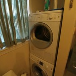 Very nice Bosch washer and dryer