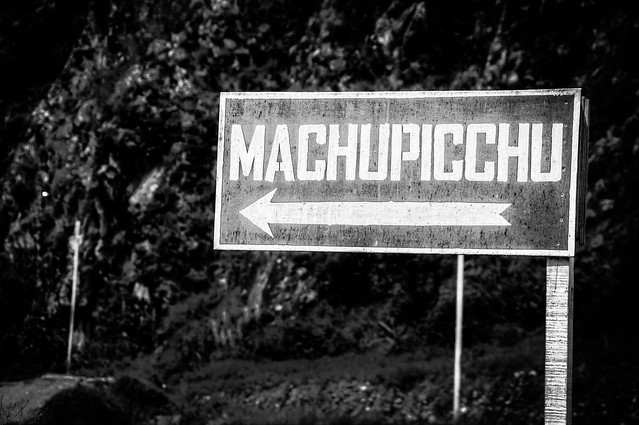 This Way to Machu Picchu