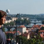 Claudio en Praga