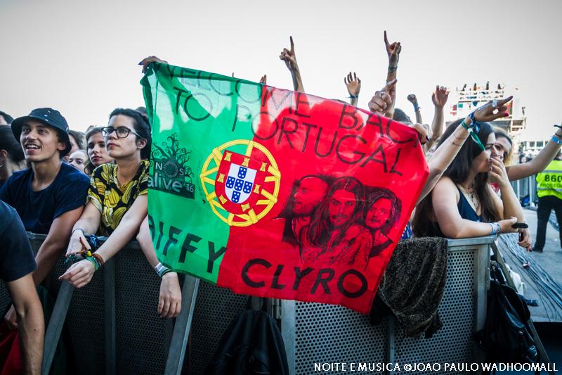 Biffy Clyro - NOS Alive'16