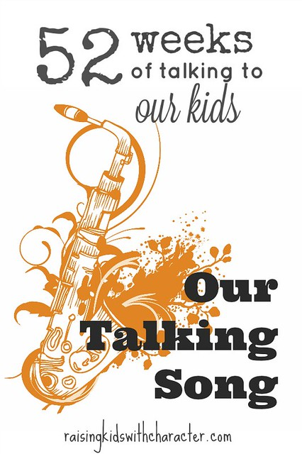 """52 Weeks of Talking To Our Kids When You """"Cue"""" Your Kids for Talk Time—Our Talki"""
