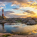 Lighthouse O'Rama by Richard Larssen
