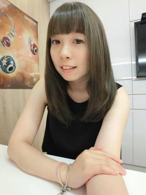 2016.06漂髮(墨霧深棕)