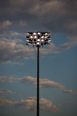Stadium Lights II