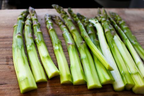 Spargel Tarte | Asparagus Tart