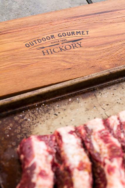 Hickory Plank