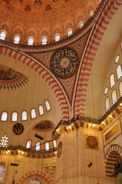 Mosquée de Suleiman (13)