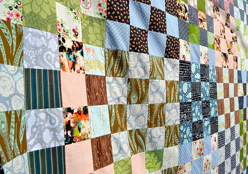 Top of the Lake Quilt