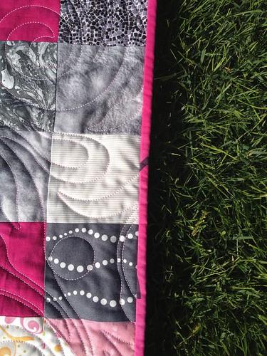 Pink Perkiomen Ikea Britten binding