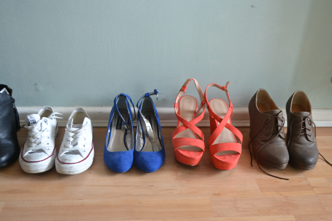 Daisybutter - UK Style and Fashion Blog: shoe collection, spring summer shoes, SS13, converse, even&odd, zara, yeswalker, asos, topshop, miss selfridge