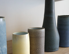art(0.0), candle(0.0), lighting(0.0), flowerpot(1.0), pottery(1.0), cylinder(1.0), vase(1.0), ceramic(1.0),