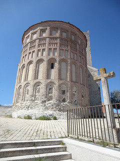 Iglesia mudéjar de Cuéllar.