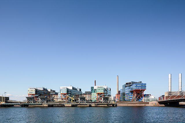Helsinki High Tech Center in Ruoholahti