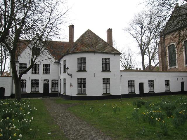 Begijnhof in Bruges