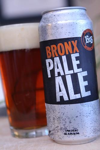 Bronx Brewery Bronx Pale Ale