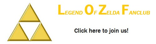 Legend of Zelda Fanclub Banner