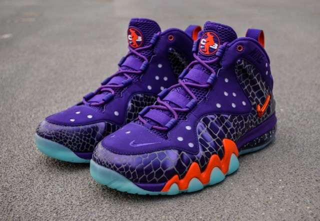 separation shoes a20ca 4875f ... a lot of heats that had been and will be released,one of the most  anticipated and the nearest released is the Nike Barkley Posite Max