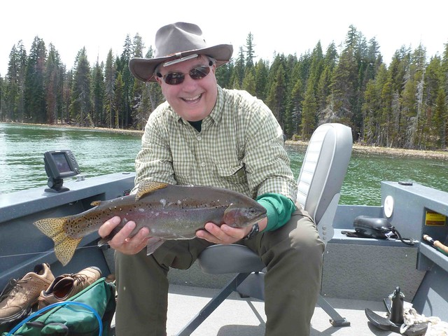 fly fishing diamond lake