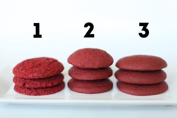 Red Velvet Whoopie Pie Cookies