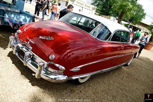 1953 Hudson Hornet Hollywood