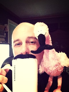 Day 135 of 365 - My friend is not a pink elephant