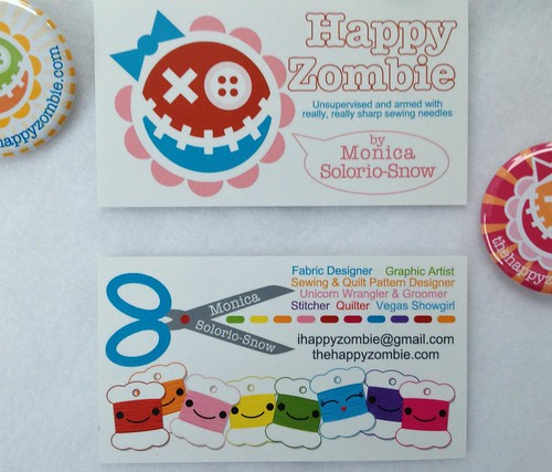 Happy Zombie market goodies!