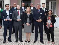 Portuguese investors in the UK including representatives of Miranda Law Firm, Bright Partners, WIS International, Active Space Technologies, Guestcentric, Modelo 3, Business Control Consultorias, Science4You and Vista Alegre