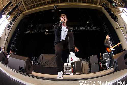 New Politics - 05-11-13 - X103 May Day, Klipsch Music Center, Noblesville, IN