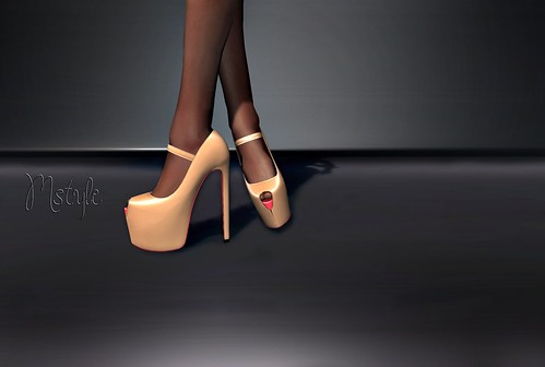 LOU Pumps - MESH by Mikee Mokeev