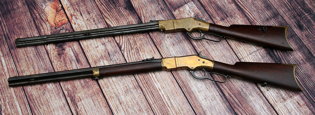 1860 Henry Replicas Uberti Or Henry Repeating Arms