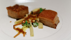 20130516-01-Pork belly at Point Revolving Restaura…