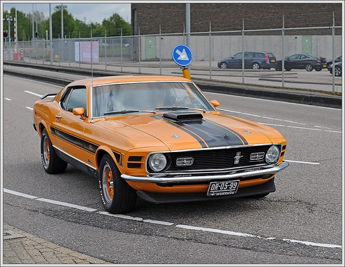 Ford Mustang Mach I / 1970