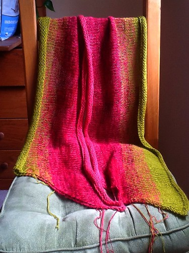 Gradients scarf