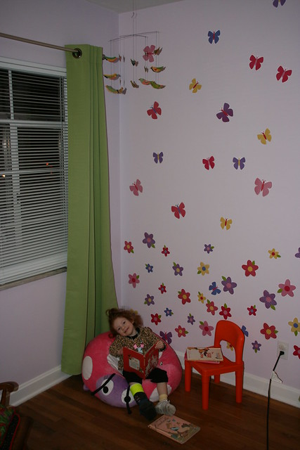 The Girl's Room Before