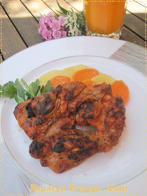 ballı tavuk (3)