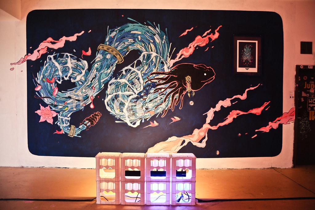 Millerntor Gallery Kunstausstellung