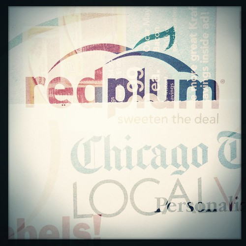 Redplum Chicago Tribune unwanted Advertising