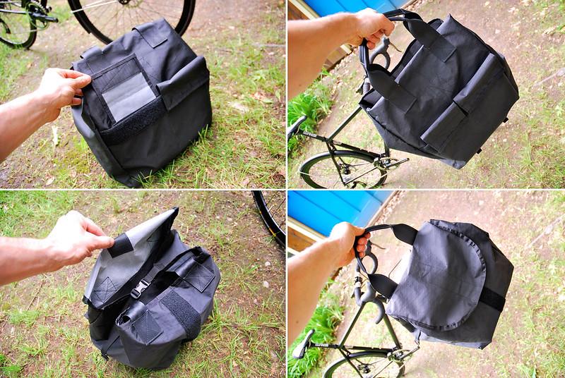 Chris's Rack Bag / Features