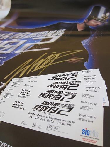 Will Pan Concert 2013