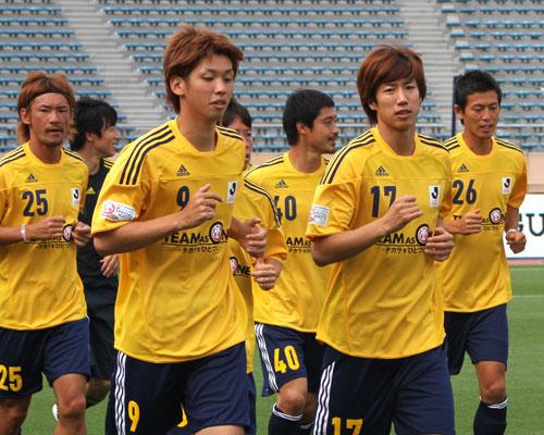 東日本大震災復興支援 2013Jリー...