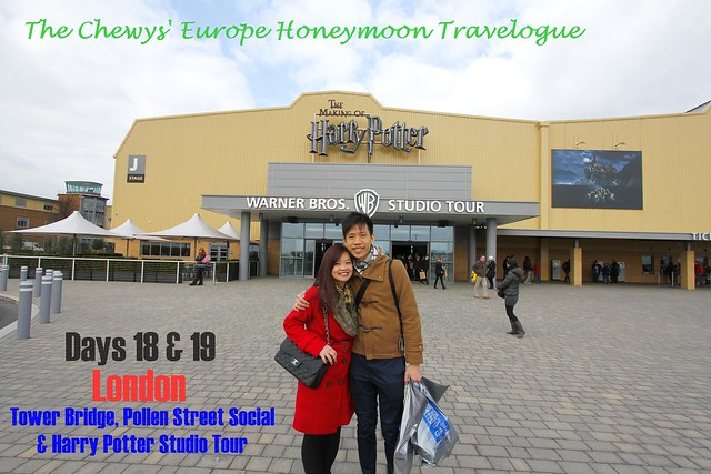 London Days 18 & 19