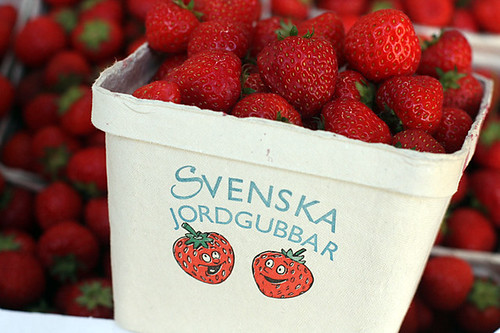 swedish strawberries