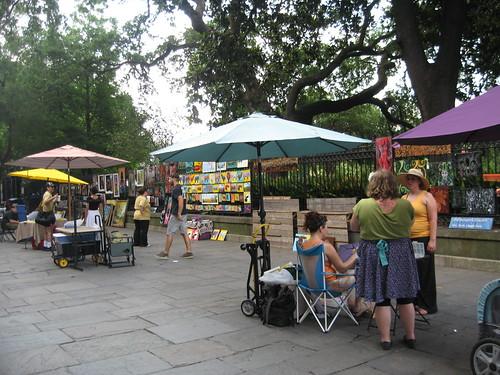 Jackson Square Artists