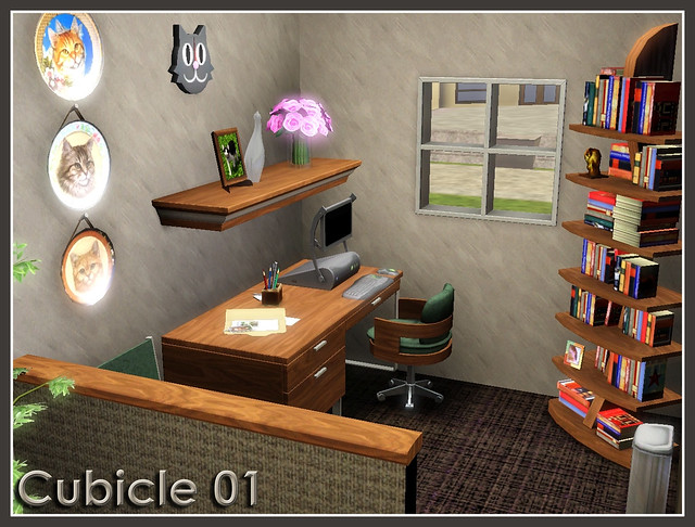 Cubicle 01