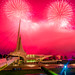 US Bank Fireworks and Milwaukee Art Museum by Brian Sprague Photography